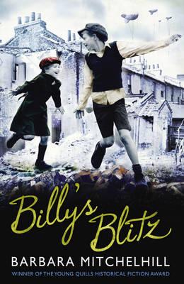 Billy's Blitz by Barbara Mitchelhill