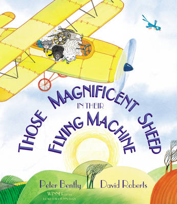 Those Magnificent Sheep in Their Flying Machine by Peter Bently