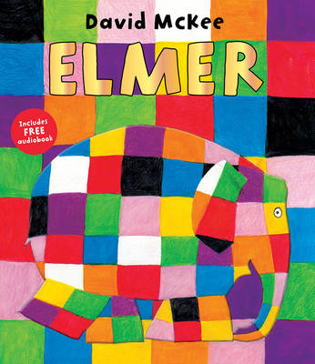 Elmer Big Book by David McKee