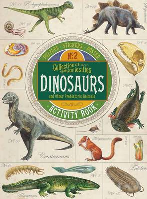 Collection of Curiosities: Dinosaurs by Polly Cheeseman