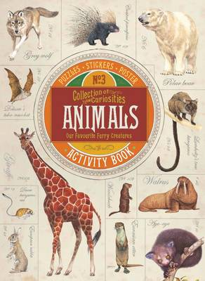 Collection of Curiosities: Animals by Vicky Egan
