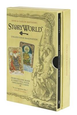 StoryWorld: The Storytelling Box (slipcase edition) by John Matthews, Caitlin Matthews