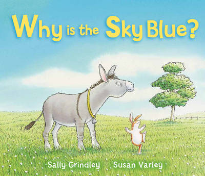Why Is The Sky Blue ? by Susan Varley, Sally Grindley