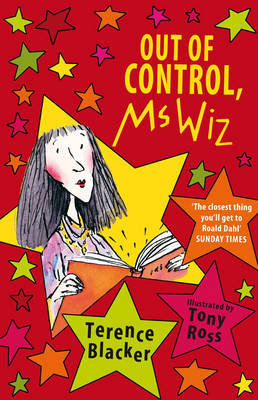 Out Of Control, Ms Wiz by Terence Blacker