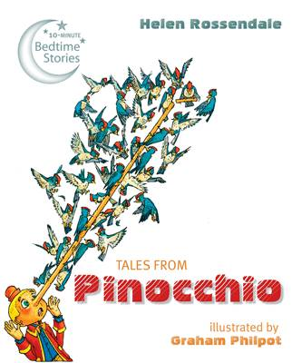 Tales from Pinocchio by Helen Rossendale