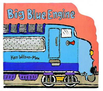 Big Blue Engine by Ken Wilson-Max