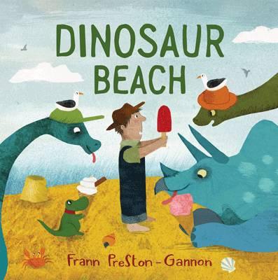Dinosaur Beach by Frann Preston-Gannon