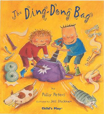 The Ding Dong Bag by Jess Stockham