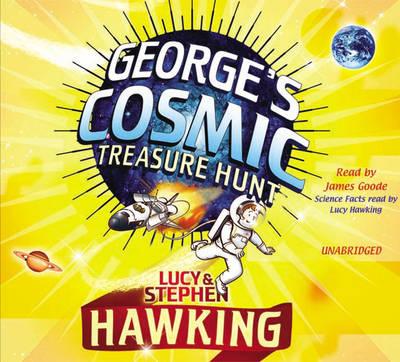 George's Cosmic Treasure Hunt by Lucy Hawking, Stephen Hawking