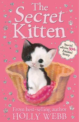 The Secret Kitten by Holly Webb