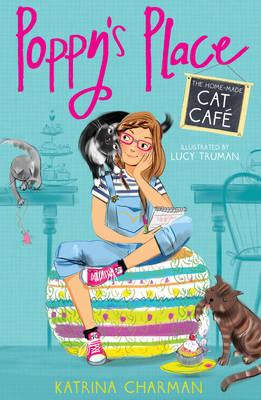 The Home-Made Cat Cafe by Katrina Charman