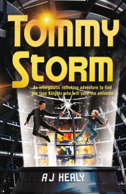 Tommy Storm by A.J. Healy