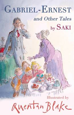 Gabriel-Ernest and Other Tales by Saki