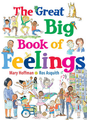 The Great Big Book of Feelings by Mary Hoffman