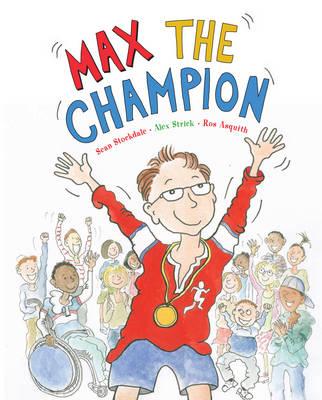 Max the Champion by Alex Strick, Sean Stockdale