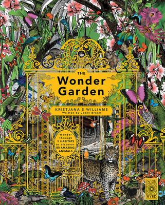 The Wonder Garden  by Jenny Broom