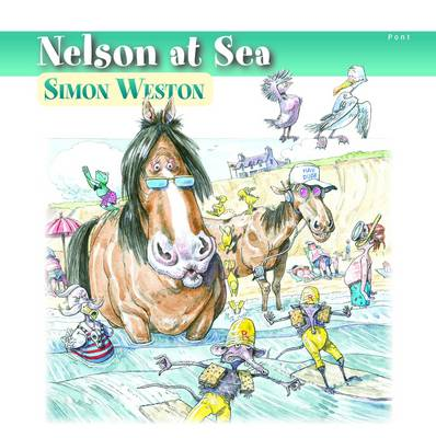 Nelson at Sea by Simon Weston, David Fitzgerald