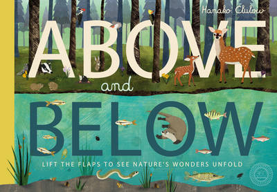Above and Below by Patricia Hegarty