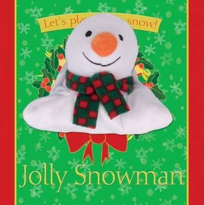 Jolly Snowman by Emma Goldhawk