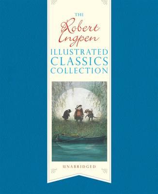 The Robert Ingpen Illustrated Classics Collection by Kenneth Grahame, Rudyard Kipling, Robert Louis Stevenson
