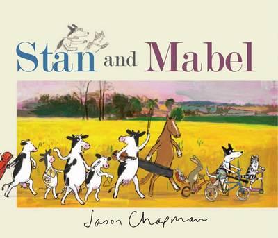 Stan and Mabel by Jason Chapman