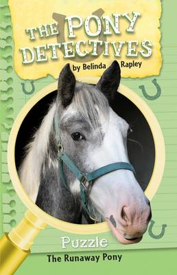 Puzzle, the Runaway Pony by Belinda Rapley