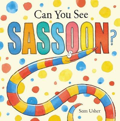Can You See Sassoon? by Sam Usher