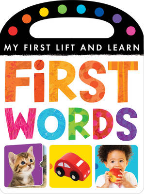 First Words by Little Tiger Press