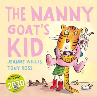 The Nanny Goat's Kid by Jeanne Willis