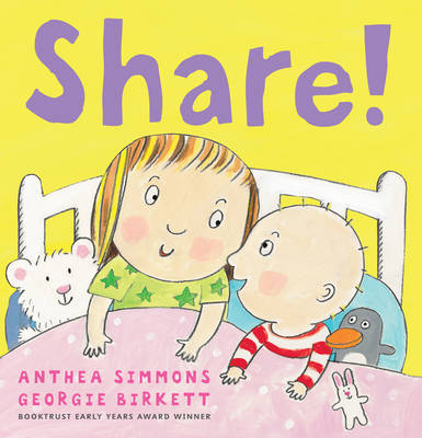 Share! by Anthea Simmons