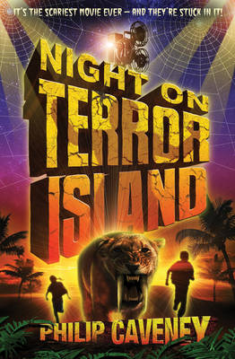 Night on Terror Island by Philip Caveney