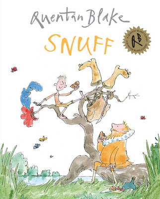 Snuff by Quentin Blake