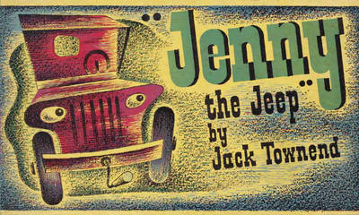 Jenny the Jeep by Jack Townend
