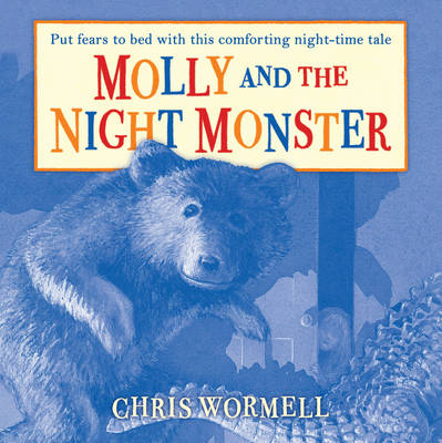 Molly and the Night Monster by Christopher Wormell