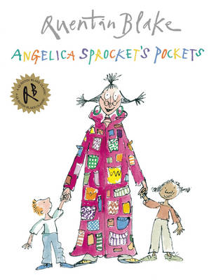 Angelica Sprocket's Pockets by Quentin Blake