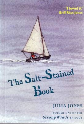 The Salt-stained Book by Julia Jones