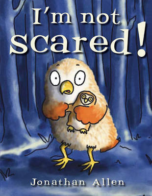 I'm Not Scared by Jonathan Allen