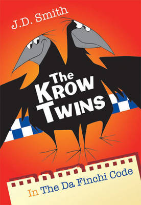 The Da Finchi Code (Krow Twins) by J. D. Smith