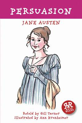 Persuasion by Jane Austen - retold by Gill Tavner