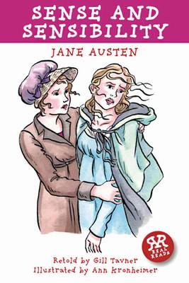Sense and Sensibility by Jane Austen - retold by Gill Tavner
