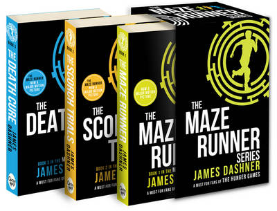 Classic Box Set by James Dashner