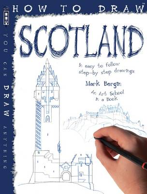 How to Draw Scotland by Mark Bergin