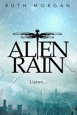 Alien Rain by Ruth Morgan