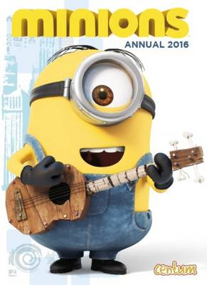 Official Minions Movie Annual by