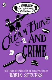 Cream Buns and Crime