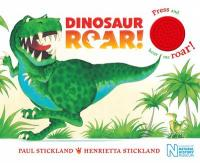 Dinosaur Roar! Single Sound Board Book