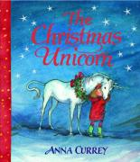 Christmas Unicorn by Anna Currey