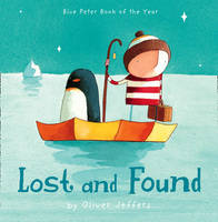 Lost and Found: Board Book by Oliver Jeffers