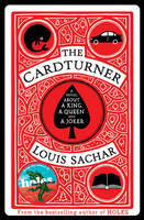 The Cardturner Audio CD by Louis Sachar
