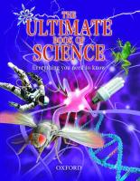 The Ultimate Book Of Science by Various Authors